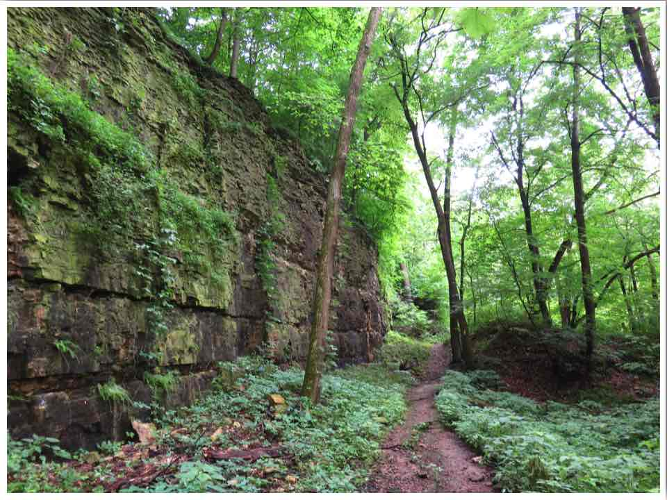 Hiking The 'Devil's Staircase' Segment of the Ice Age Trail