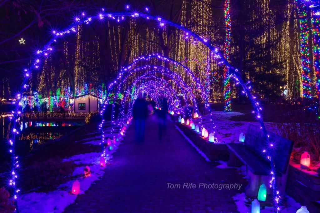 47297495 10215275955763614 4481825745202577408 o 1 - Holiday Light Show Rotary Botanical Gardens December 22